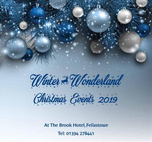Christmas Eve 2019.Christmas Party Nights And Christmas Breaks Felixstowe Suffolk